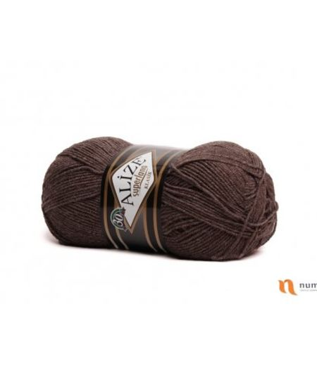 SUPERLANA KLASIK 240 - Milky Brown Melange - 100g