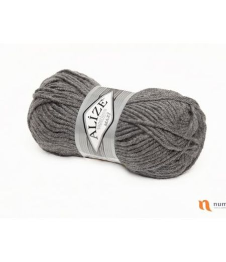 SUPERLANA MAXI 182 - Medium Grey Melange - 100g