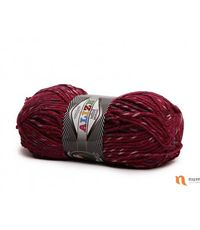 SUPERLANA MIDI MOZAIK 5227 - Bordo - 100g