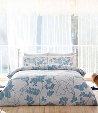 POSTELJINA TAC PERCALE DOUBLE ARIES MAVI/BLUE